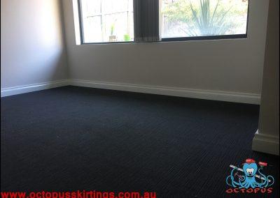 Dark carpet and skirting mdf - Octopus Skirting Boards (3)