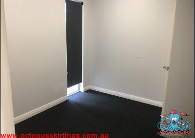 Dark carpet and white skirting board 6 - Octopus Skirting Boards
