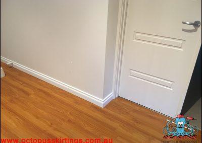 Light floor and skirting board 2 - Octopus Skirting Boards