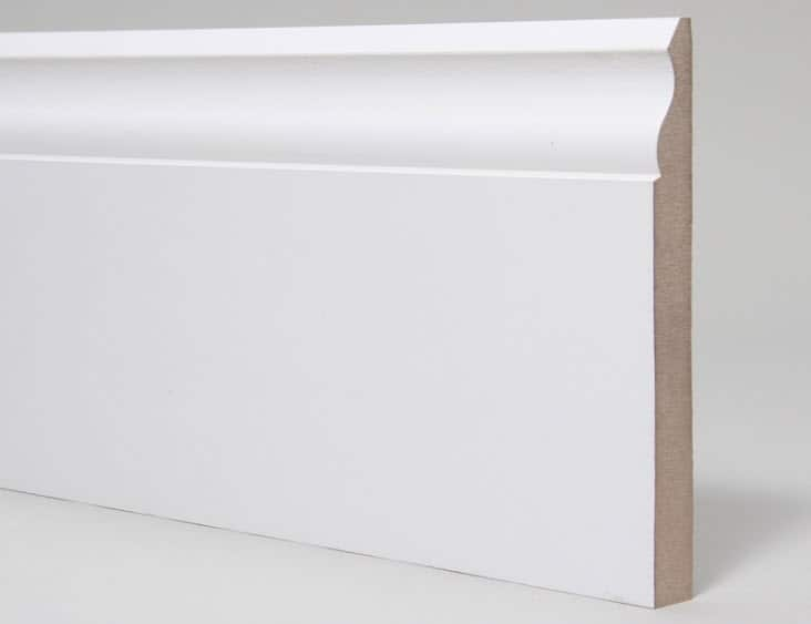 MDF Ogee Skirting Board