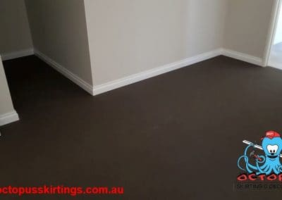 Skirting boards - Silver Sands