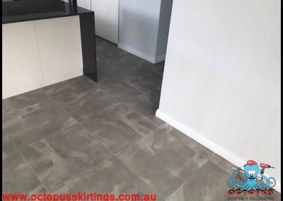 Torus skirting in living room - Octopus Skirting Perth WA